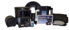 Savio PP550 - 550 Gallon Pond Package 6' x 10' x 2'
