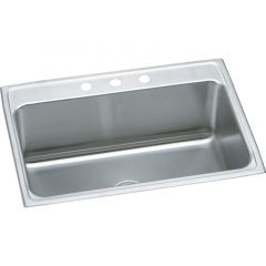 Elkay - Lustertone Classic 31in x 22in x 11-5/8in Single Bowl Drop-in Sink