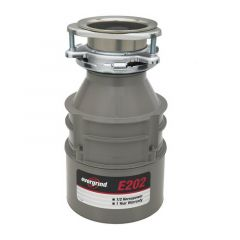 ISE - Evergrind Series 1/2 HP - Food Waste Disposer - With Cord