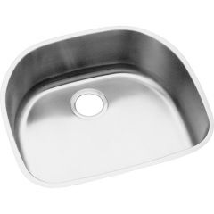 Elkay - Elumina 23.5625in x 21.125in x 8in Undermount Single Bowl Kitchen Sink