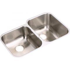 Elkay - Elumina Undermount Kitchen Sink - Double Bowl