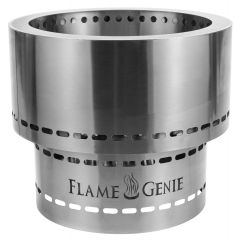 Flame Genie - Inferno - FG-19-SS - Wood Pellet Fire Pits