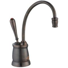 ISE - Indulge Tuscan Series Dispenser - Faucet Only Hot Water Only