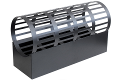 Flame Genie - FLC - Flame Cradle - Wood Patio Accent
