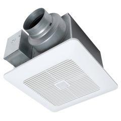 Panasonic - WhisperSense DC Fan with Dual Sensor Capability