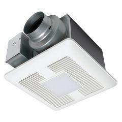 Panasonic - WhisperCeiling Series DC Fan Light 50-80-110 CFM