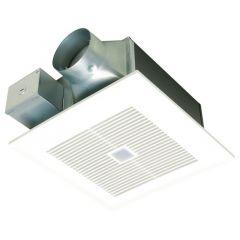 Panasonic - WhisperFit EZ Fan - Pick-A-Flow Airflow Selector 80 or 110 CFM
