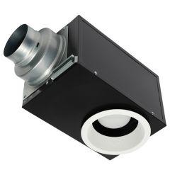 Panasonic - WhisperRecessed LED Designer Fan| Light 80 CFM