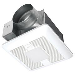 Panasonic - WhisperGreen Select Fan/Light Pick-A-Flow Airflow Selector 110 - 130 or 150 CFM