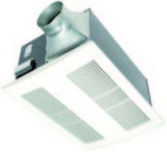 Panasonic - WhisperWarm Series Quiet Fan/Heater Solution 110 CFM