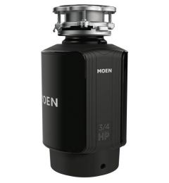 Moen - GX Series 6 amp Continuous Feed .75 Horsepower w/ Cord Garbage disposal
