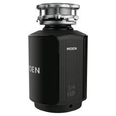 Moen - GX Series .75  Horsepower Disposal w/ Cord Space Saving Garbage disposal