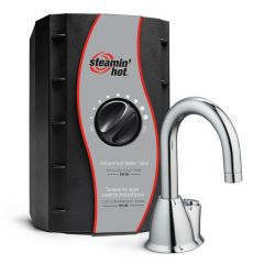 ISE - Water Dispensers Steamin Hot Instant Hot Water Dispenser and Tank