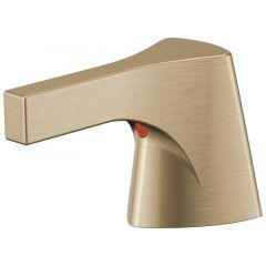 Delta Faucets - Zura Series Metal Lever Handle Set