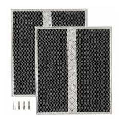 Broan - Accessories Non-Ducted Replacement Charcoal Filter - Type Xe