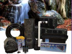 Savio PF1500 - Pond Free Package Up to 18' Long Waterfall Kit