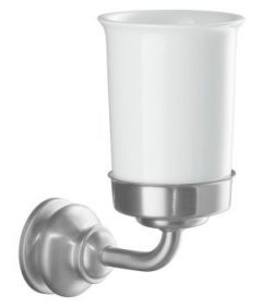 Kohler - Fairfax Series Toothbrush and Tumbler Holder Bathroom Accessories
