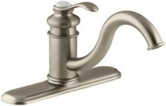 Kohler - Fairfax Series Kitchen Faucet Single Handle
