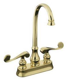 Kohler - Revival Series Entertainment / Bar Faucet Two Handle