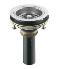 Kohler - Kitchen Accessories Basket Sink Strainer Duostrainer