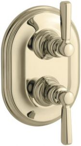 Kohler - Bancroft Series Thermostatic - Valve Trim Only Two Handle
