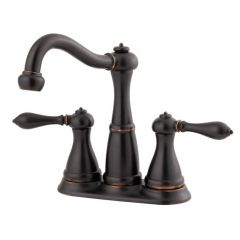 Pfister - Marielle Series Two Handle Mini-Widespread Lavatory Faucet