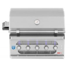 MUS36-NG -American Made Grills - 36 in Natural Gas - Built-in Muscle Grills