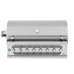 MUS54-NG -American Made Grills - 54 in Natural Gas - Built-in Muscle Grills