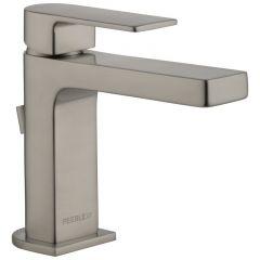 Peerless - Apex Series Single Handle Bathroom Faucet with Metal Pop-Up