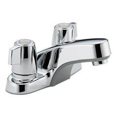 Peerless - Core Series Bathroom Faucet Two Handle Tea Cup