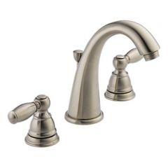 Peerless - Apex Series Bathroom Faucet with Pop-up Drain Two Handle Widespread