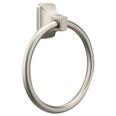 Moen - Contemporary Series Towel Ring Bathroom Accessory