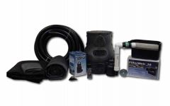 Savio PF1000 - Pond Free Package Up to 13' Long Waterfall Kit
