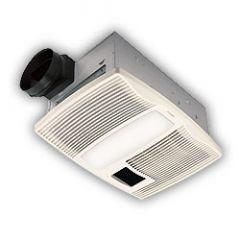 Broan - Ventilation Fans 110 CFM Heater/Fan/Light/Night Light Combo