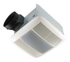 Nutone - Ventilation Fans 110 CFM Energy Star Fan/Light/Night Light