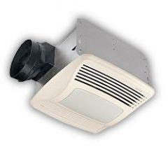 Nutone - Ventilation Fans 110 CFM Humidity Sensing Energy Star Fan/Light/Night Light
