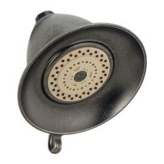 Delta - Victorian Series Victorian Touch-Clean 3-Setting Shower Heads 2.5 gpm - Three Function