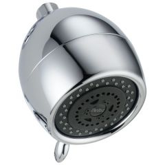 Delta - Universal Showering Premium Touch-Clean 3-Setting Shower Head