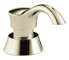 Delta - Pilar Series Soap/Lotion Dispenser Kitchen Accessories