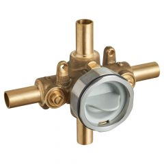 American Standard - Flash Pressure Balance Rough-in Valve With Stub-Outs For Press-Fit Connections With Screwdriver Stops