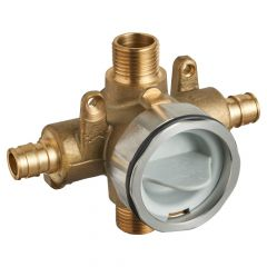American Standard - Flash Pressure Balance Rough-in Valve With Pex Inlets Universal Outlets - Cold Expansion Connections