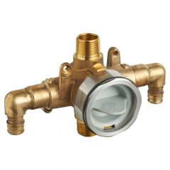 American Standard - Flash Pressure Balance Rough-in Valve With Pex Inlet Elbows Universal Outlets - Cold Expansion Connections
