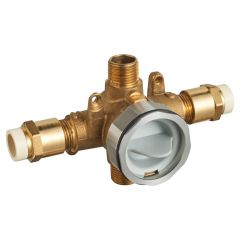 American Standard - Flash Pressure Balance Rough-in Valve With CPVC Inlets Universal Outlets