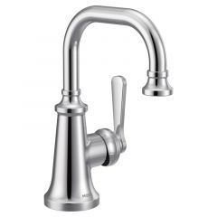 Moen - Colinet One-Handle High Arc Bathroom Faucet
