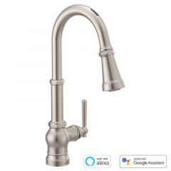 Moen - U by Moen - Paterson Smart Pulldown Kitchen Faucet