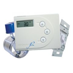 Panasonic - SelectCycler Kit Whole House Ventilation System - 8in Duct - Designed for WhisperGreen Select