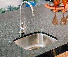SSNK-19U - Summerset - Sink & Bar Prep - 19x15in Undermount Sink