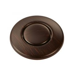 ISE - Accessory Button - Classic Oil Rubbed Bronze Sink Top Air Switch Accessory