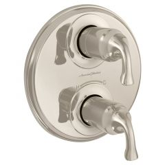 American Standard - Patience Series Two-Handle Thermostatic - Separate Volume Control Valve Only Trim Kit - LESS Valve
