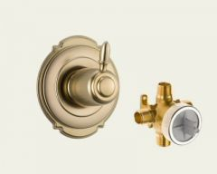 Delta - Victorian Series Trim + Rough - In Valve Combo Package 3 Setting Diverter